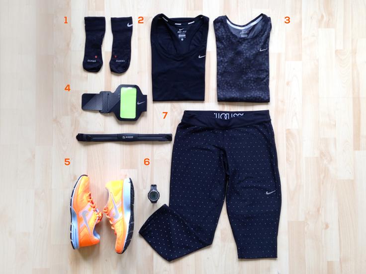 Nike, Nike Pegasus, Nike Dri Fit