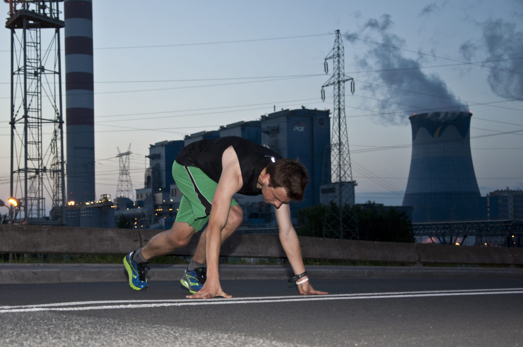 Intervalltraining und Ausdauertraining kann man überall trainieren