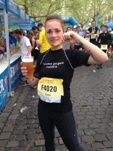 Halbmarathon beim Hannover Marathon