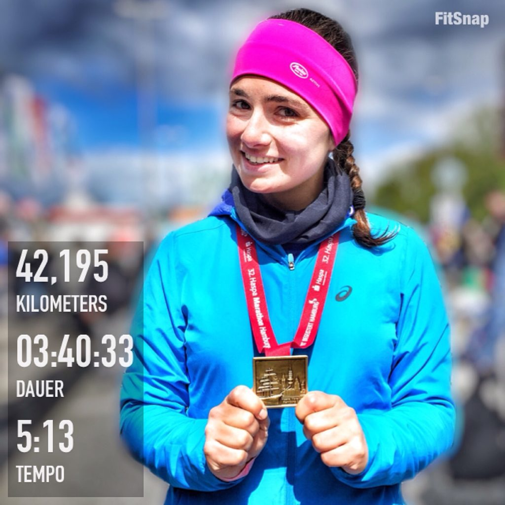 Hamburg Marathon, Medaille, Finisher, laufen anfangen, joggen anfangen, Laufanfänger, Bestzeit Marathon, Marathon laufen