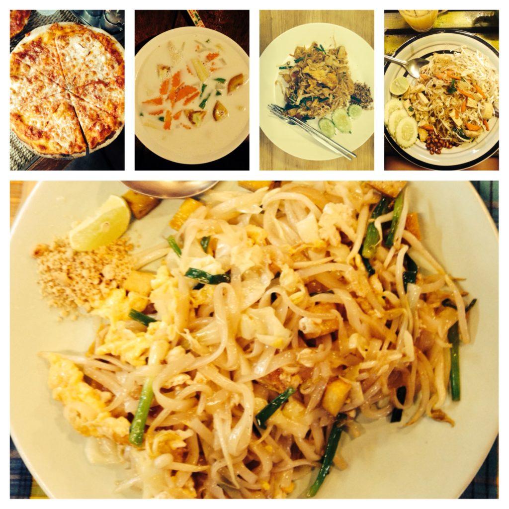 Nudeln, Pad Thai und andere leckere Sachen