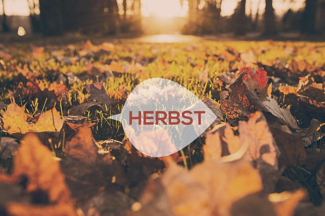 Endlich Herbst
