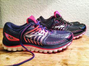 Laufschuhe Brooks Marathon
