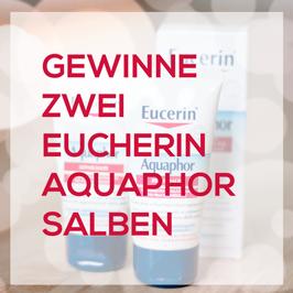 Eucerin Aquaphor Gewinnspiel