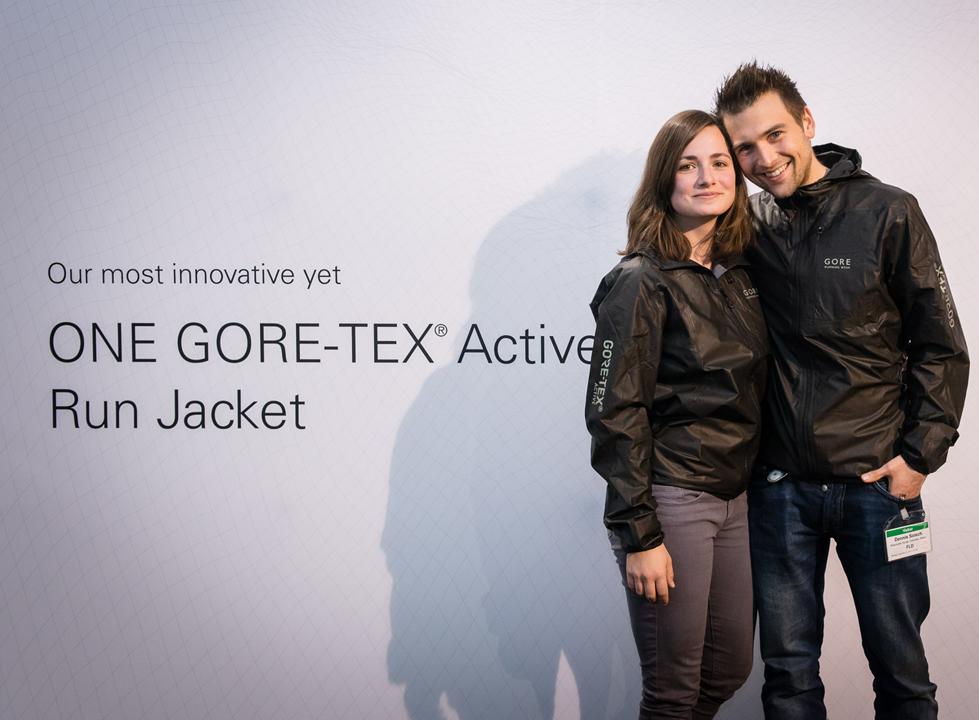 ONE GORE-TEX Active Jacke