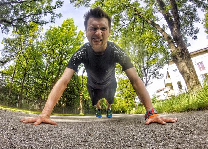 Intensives Lauftraining, schneller laufen, Lauftempo steigern, schnellere Trainingsläufe, Tempohärte