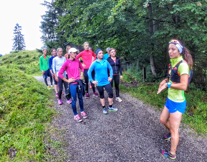 Women's Laufcamp
