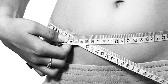Es ist gut zu laufen, um Gewicht zu verlieren
