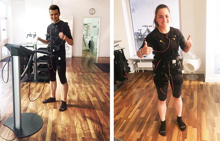 Bodystreet Studio in Ottobrunn bietet EMS-Training an
