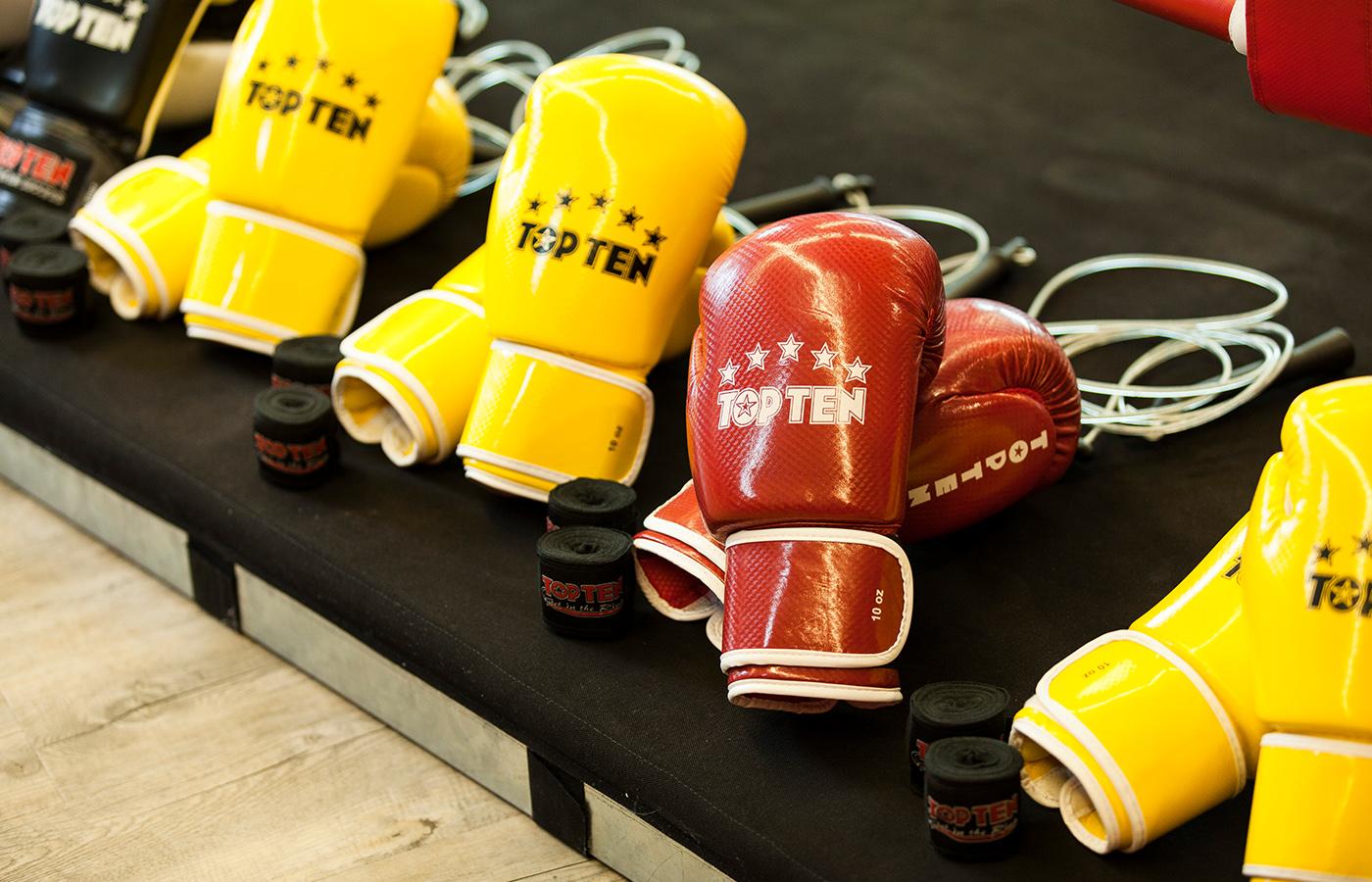 Boxen mit Christina Hammer, 5-fache Boxweltmeisterin