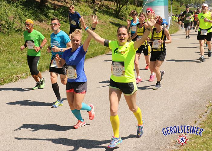 Fotos von Gerolsteiner vom Wings For Life World Run