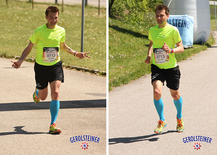 Fotos von Gerolsteiner 2016 beim Wings For Life World Run