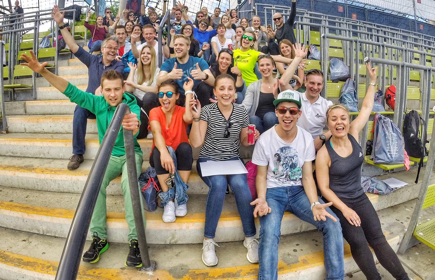 Duracell-Wiesel belegen den 7.Platz beim Wings For Life World Run weltweit