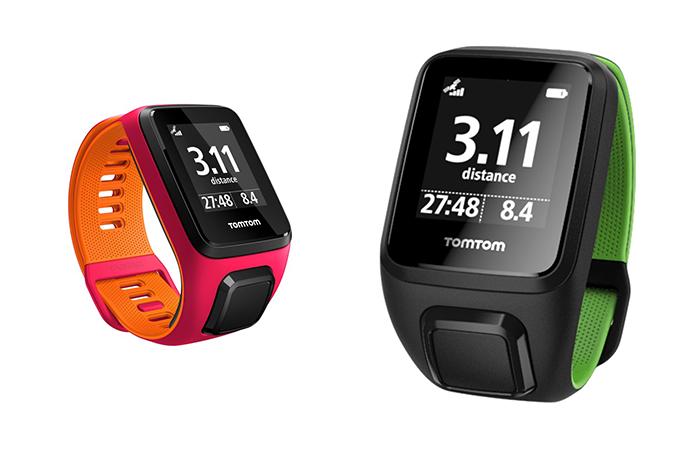 Über die App lassen sich Läufe mit der Laufuhr und Sportuhr von TomTom, die TomTom Runner 3 Cardio + Musik, auswerten