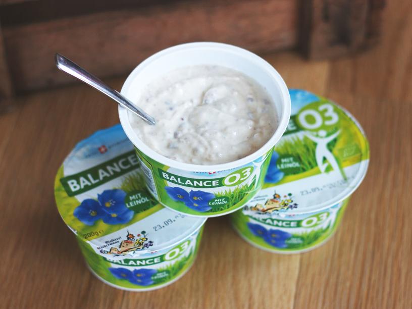 Balance O3, der Quark-Müsöi-Mix