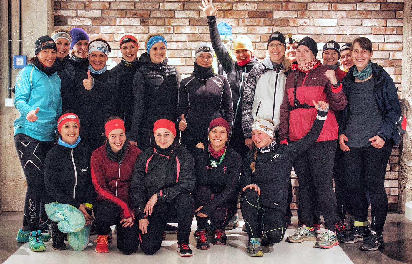 Frauenlauftreffs für Frauen sind angesagt. Sie machen Spaß und helfen dir bei deinem Training.