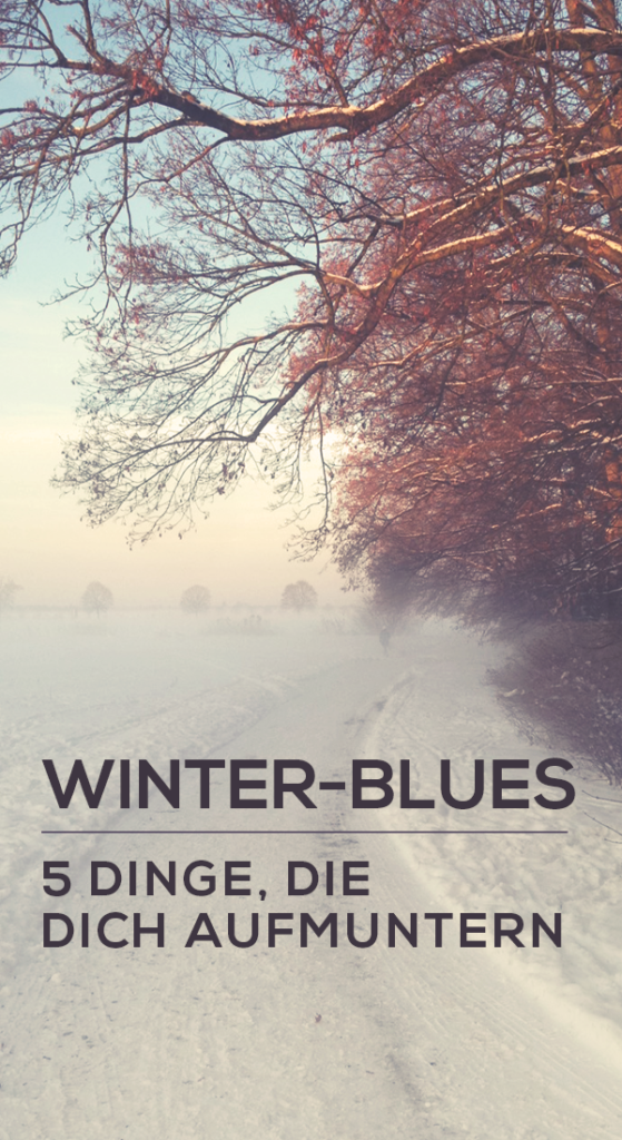 Winter-Blues, Winterdepression, Gadgets für den Winter, So kommst du gut durch den Winter