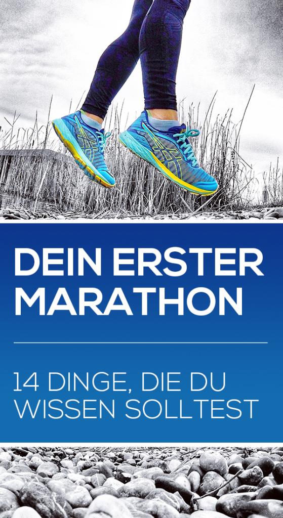Marathon laufen: Das musst du wissen. Marathontraining, Marathonvorbereitung, Marathon Trainingsplan, dein erster Marathon