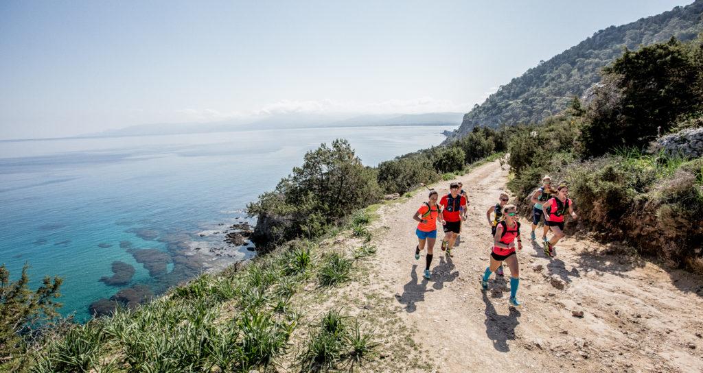 Trainingslager in Zypern mit ASICS, Trailrunning auf Zypern