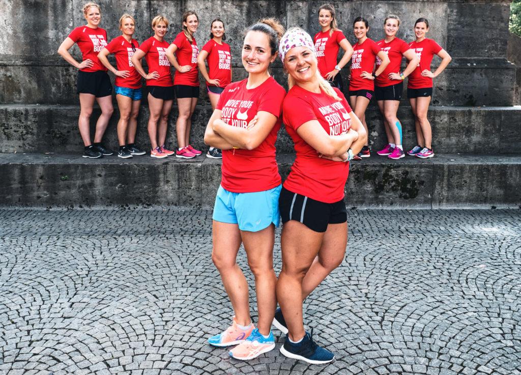 Frauen laufen, Marathon laufen, Marathon Workshop, Anita Sport-BH. So schaffst du deinen ersten Marathon