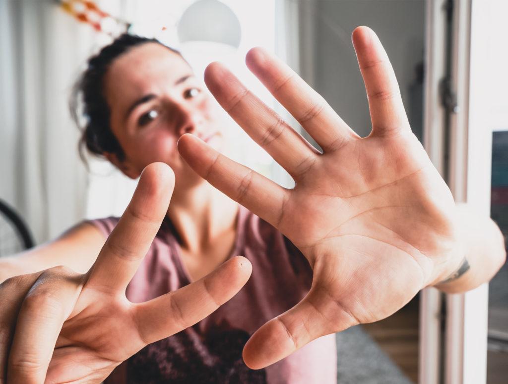 Hände, Finger, Tipps für deinen ersten Marathon