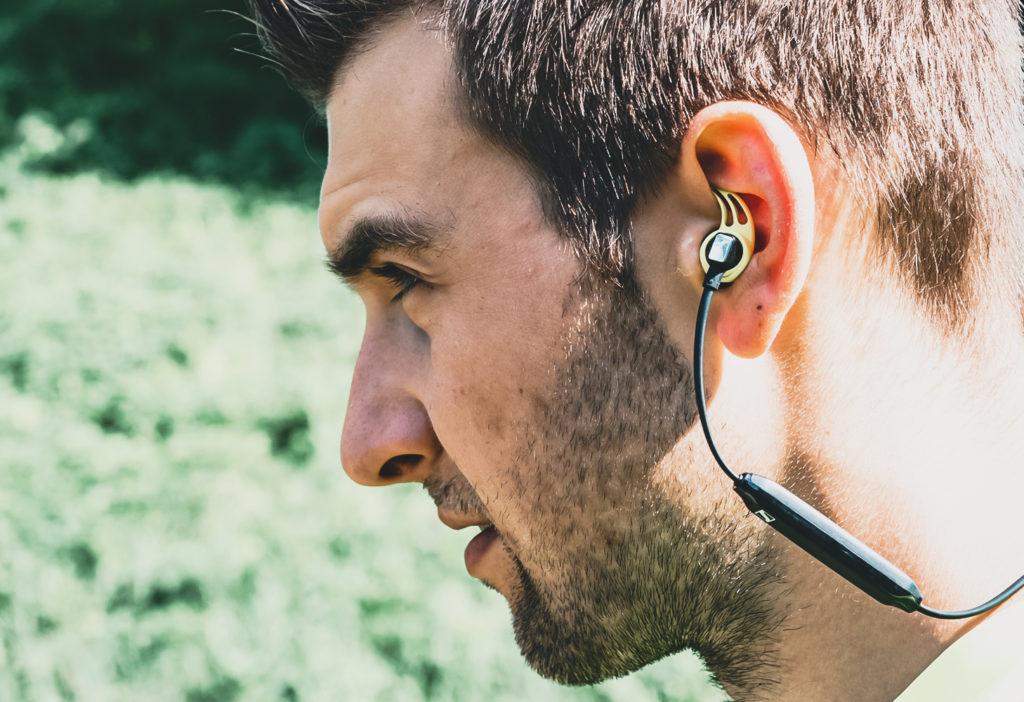 Ear-In Kopfhörer, Sennheiser CX Sport, Bluetooth Kopfhörer, Musik beim Laufen