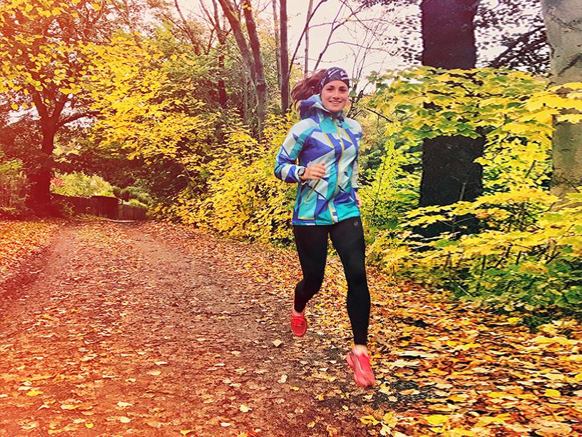 Tipps für das Laufen im Herbst, Herbstläufe, Joggen im Herbst