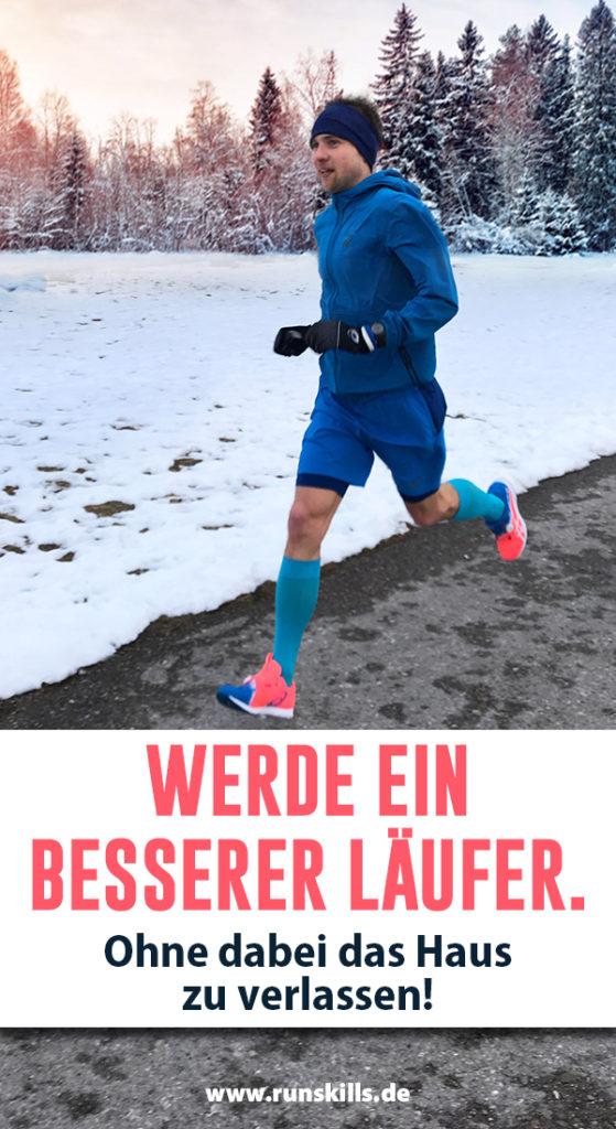 Laufen, Laufen im Winter, Laufen Mann, Joggen, Laufen Schnee, Lauftipps, besser laufen