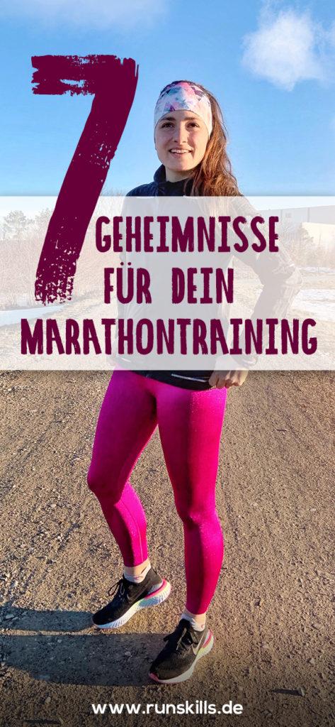 Marathon, Marathontraining, Marathon laufen, Trainingstipps, Lauftipps, Anita Laufhose