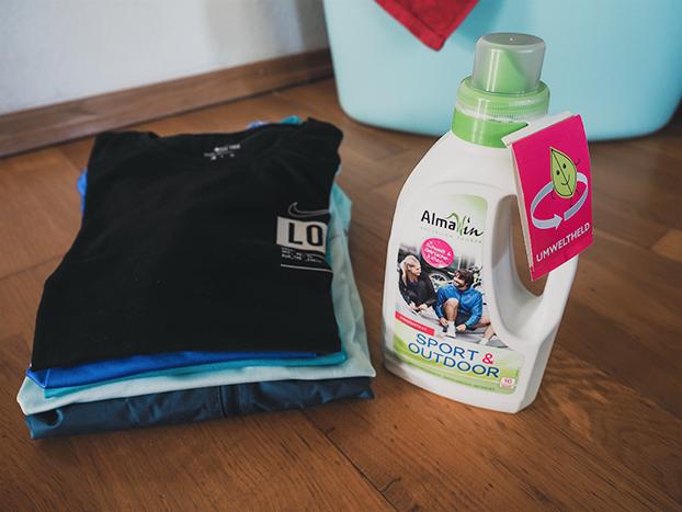 AlmaWin Sport & Outdoor Waschmittel