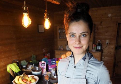 Lisa Heinig, Ernährungsberaterin bei rundumpflanzlich